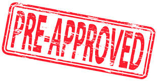 Home Buyer's First Step – Get Pre-Approved