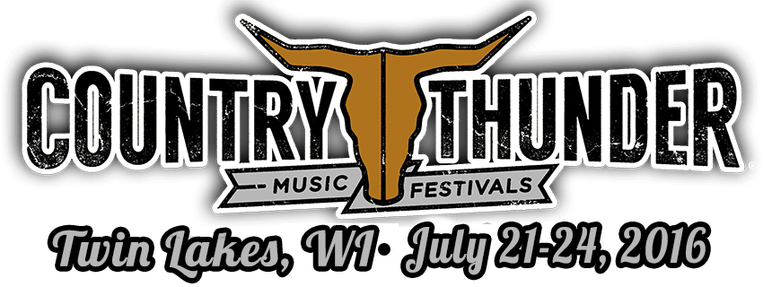 Do you have your cowboy boots ready for July? Country Thunder, Twin Lakes, WI – check out the line up for this year!