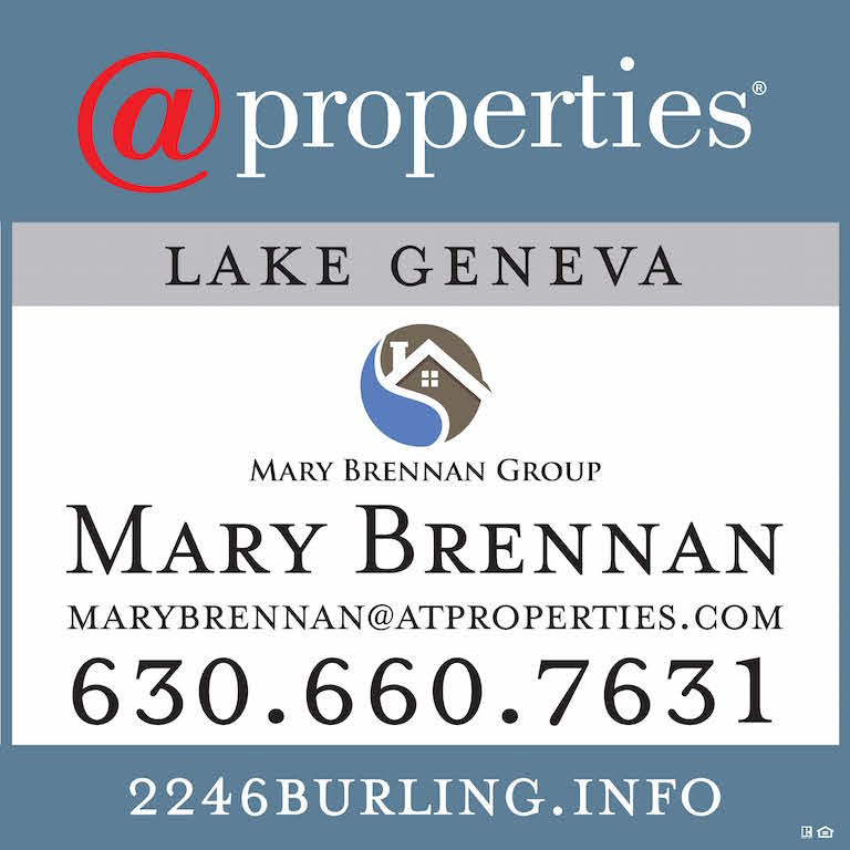 Mary Brennan Group – the #1 Team in the @properties Lake Geneva Office